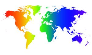 rainbow-world