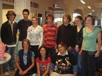 The JW team 2008